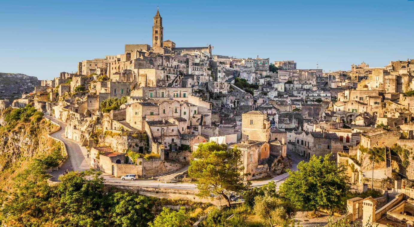 Matera Quot The Sassi Quot Dolce Vita Travel Tour Tour